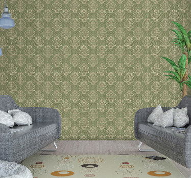 Ornamental wallpaper is a perfect choice for your house. Order those stunning decoration now online and enjoy your new decorations!