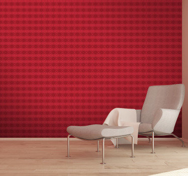 This is the product created specifically for your living room. Show your real personality through this red wallpaper and change your rooms.