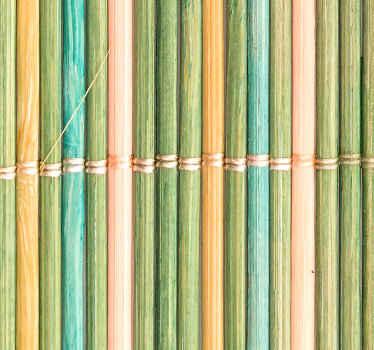 Wat is er mooier dan dit houtstructuurbehang voor een badkamer? Waarschijnlijk is er niet zoiets dat dezelfde geweldige kwaliteiten heeft.