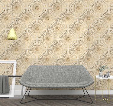 Sometimes, all we need in our lives is a little bit of change. How about redecorating your living room with that stunning bright wallpaper?