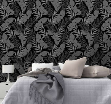 Order a luxury nature wallpaper that will transform your living room or bedroom into a place full of elegance and class.