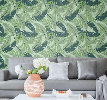 Transform your house into an amazing jungle with this forest wallpaper. Made out of high quality materials will make all of your guests amazed!