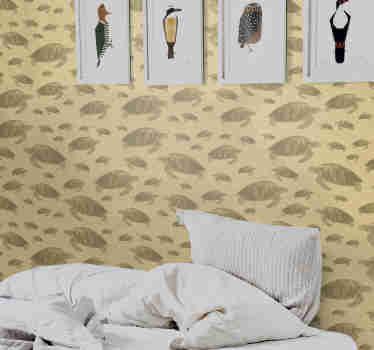 あなたが多くのお金を費やすことなくあなたの壁を飾るオリジナルの方法を探しているなら、この動物の壁紙はまさにあなたが必要としているものです。