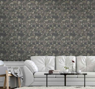 Give your home space a unique and spectacular decoration with our original and luxurious stone texture wallpaper of high quality.