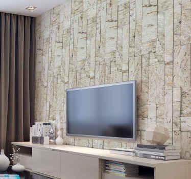 Grå vintage tekstur tapet design efterligner marmor med sten mønster samling.. Let at anvende og lavet af høj kvalitet.