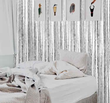 Soyez audacieux et ajoutez quelque chose d'extraordinaire à votre maison avec notre papier peint à texture ondulée. Il est original, durable et facile à appliquer.