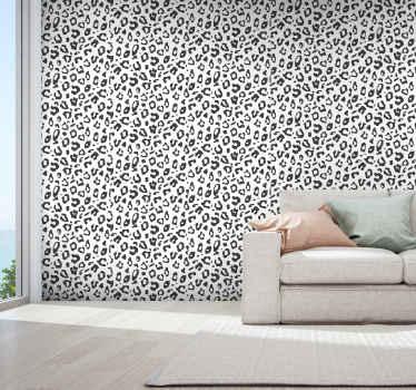 Da vida a tu hogar con nuestro interesante diseño de papel pared animales con estampado de leopardo. Alta calidad ¡Envío express!