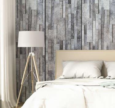 您如何看待那些惊人的纹理墙纸?我们也爱他们。它们可以使每个房间看起来优雅典雅。