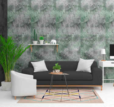 Leave behind those boring painted walls and enter the 21st century with this amazing grey textured wallpaper. Worldwide delivery available!