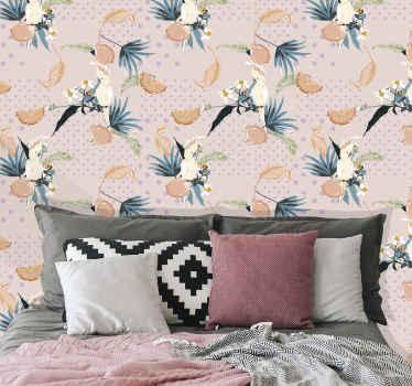 Idée de papier peint de chambre à coucher pour votre maison, il peut également être décoré sur n'importe quel autre espace de la maison.
