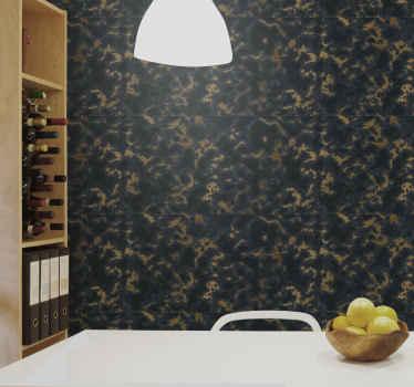 Il nostro motivo in marmo scuro con carta da parati a strisce si adatterebbe per decorare qualsiasi ritmo nella tua casa. Ottimo per soggiorno, etc.