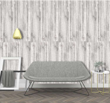 Grey and white wallpaper will help you to create a cosy and lovely atmosphere in your home that you always wanted. Order it now and renovate the home.
