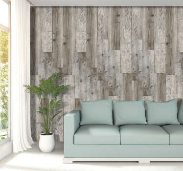 Magnificent luxury wallpaper of textures and patterns imitating wood. We will provide you all the instructions along with the product.