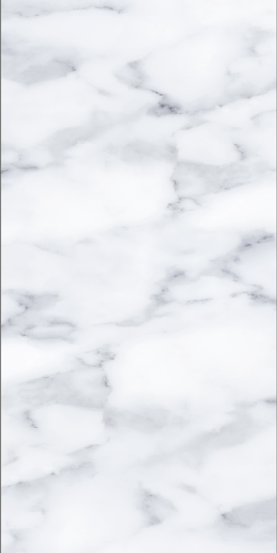 TenStickers. Large Marble Tile Stone effect wallpaper. Marble wallpaper which features a stunning pattern of large rectangular tiles filled with a lovely marble pattern. High quality.