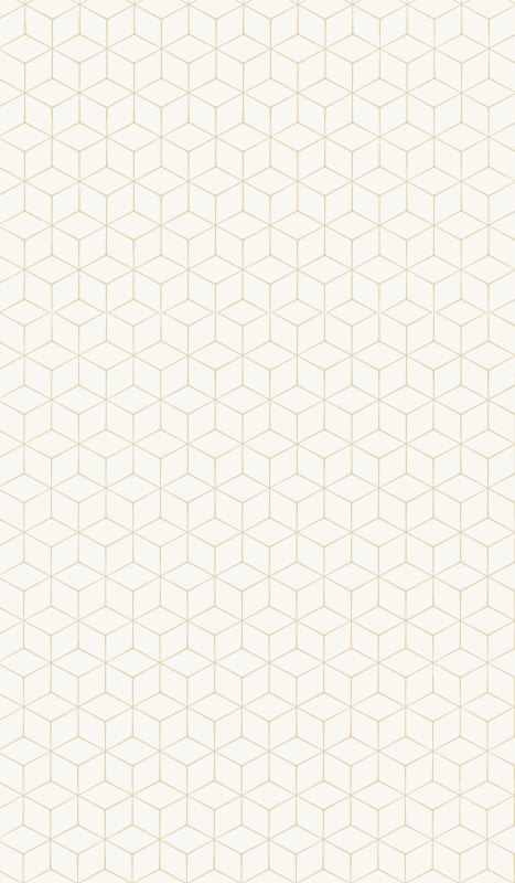 TenStickers. Modern behang geometrisch perspectief naakt. Modern geometrisch perspectiefbehang uit onze collectie eenvoudig en elegant patroonbehang. Het is origineel, kreukvast en duurzaam.