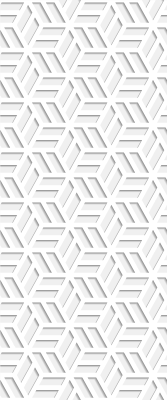 TenStickers. 现代印花阴影当代壁纸. 3d现代图案的灰色壁纸的客厅,厨房,休息室,办公室和其他空间装饰。由优质材料和皱纹po制成。