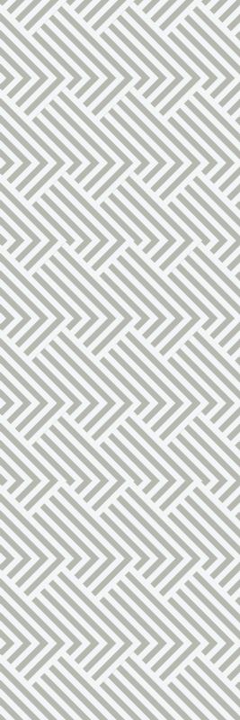 TenStickers. 灰色和鼠尾草的条纹和线条条纹的壁纸. 装饰有灰色和鼠尾草条纹和线条的豪华墙纸,非常适合装饰卧室,客厅,办公室等的墙壁。